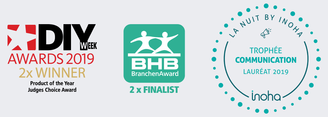 diy-week awards 2020 - double bhb finalist 2020 - communication award by inoha